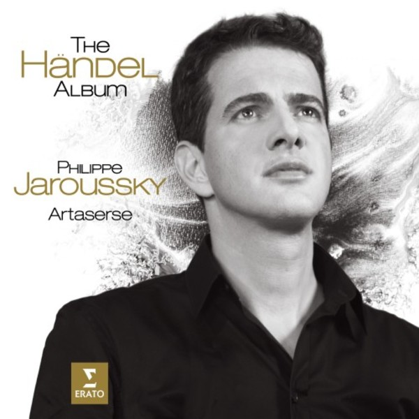 Philippe Jaroussky: The Handel Album
