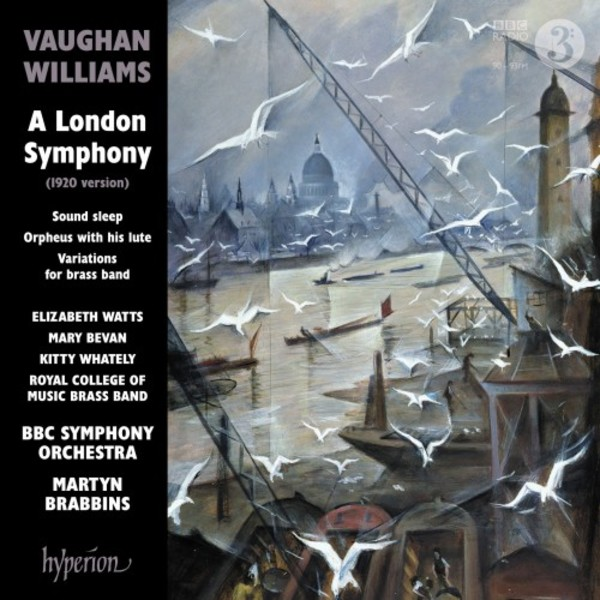 Vaughan Williams - A London Symphony & other works