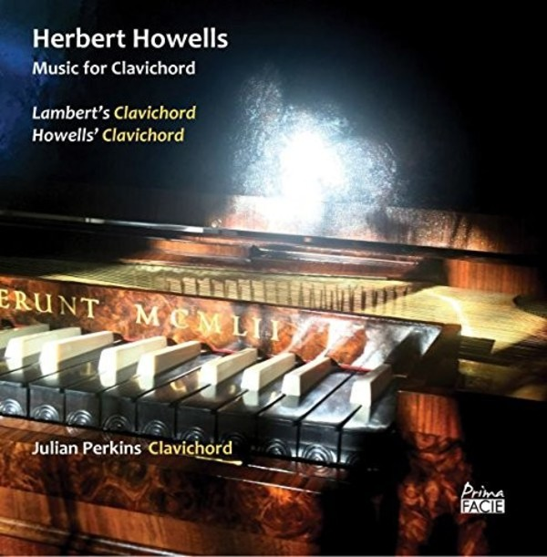 Howells - Music for Clavichord
