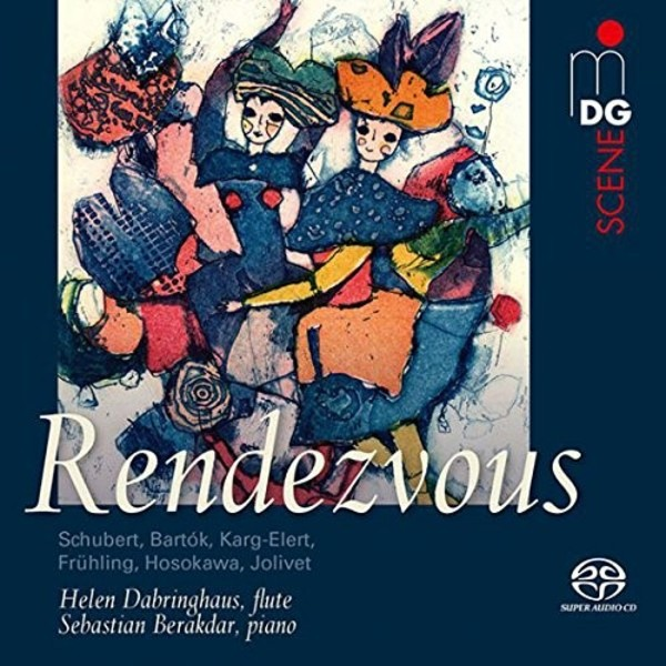 Rendezvous: Works for Flute & Piano