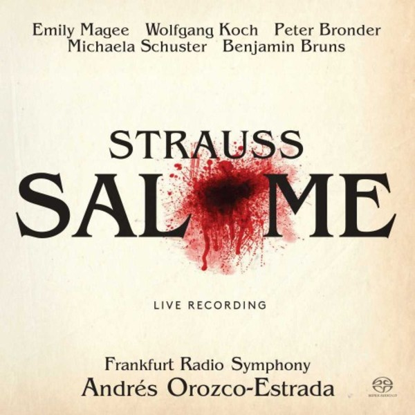 R Strauss - Salome