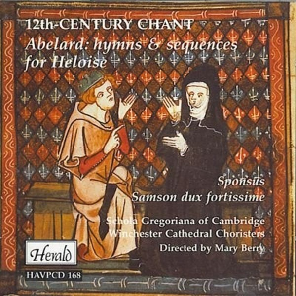 Abelard - Hymns & Sequences for Heloise