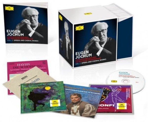 Eugen Jochum: Complete Recordings on Deutsche Grammophon Vol.2 - Opera & Choral Works