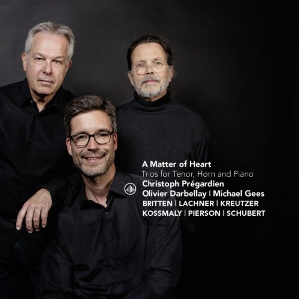 A Matter of Heart: Trios for Tenor, Horn & Piano