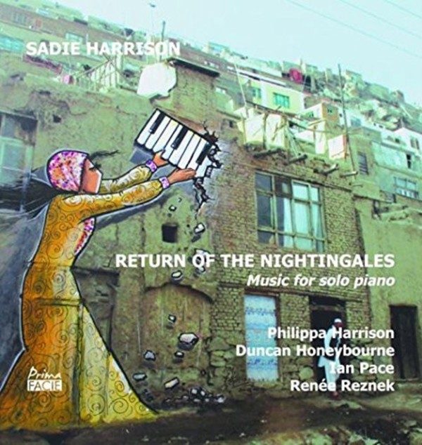 Sadie Harrison - Return of the Nightingales: Music for Solo Piano