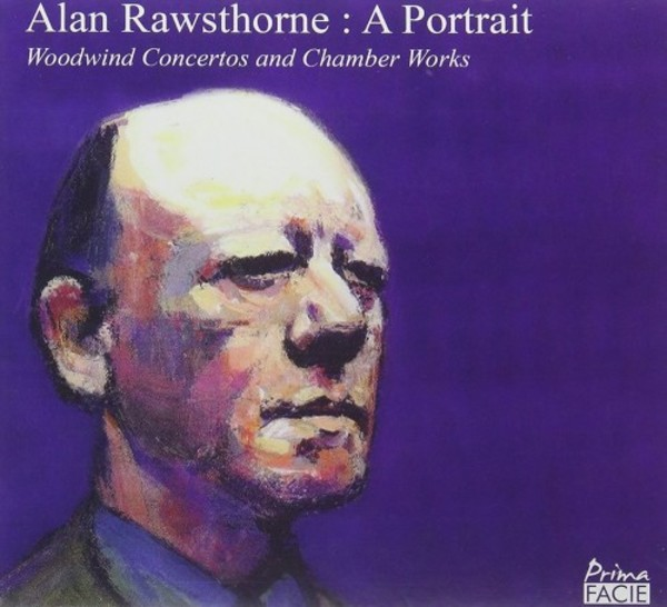 Alan Rawsthorne: A Portrait - Woodwind Concertos & Chamber Works
