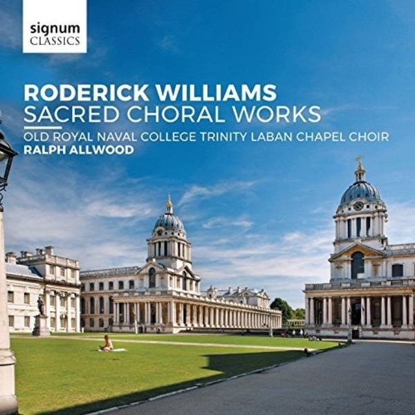 Roderick Williams - Sacred Choral Works
