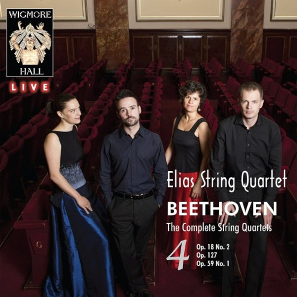 Beethoven - The Complete String Quartets Vol.4