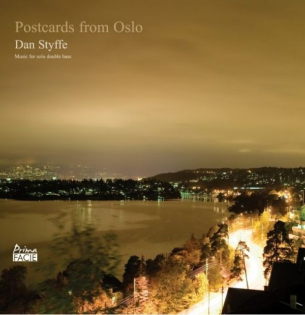 Postcards from Oslo: Music for solo double bass