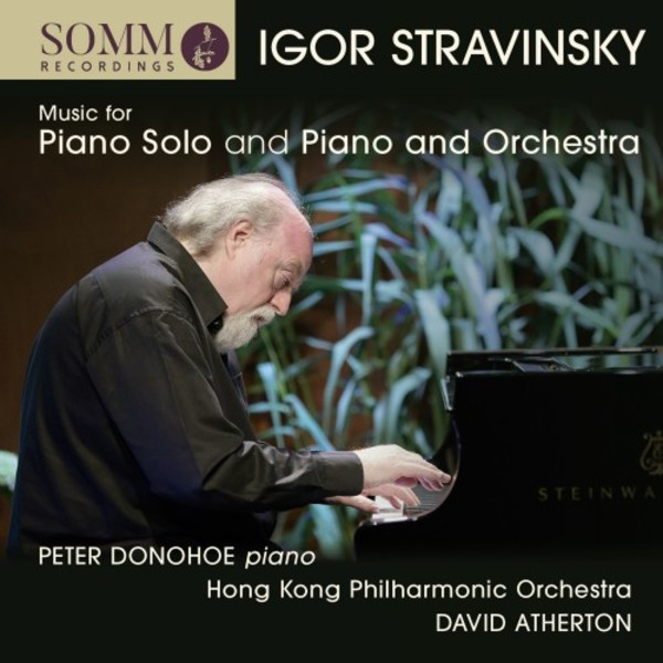Stravinsky - Music for Piano Solo and Piano and Orchestra
