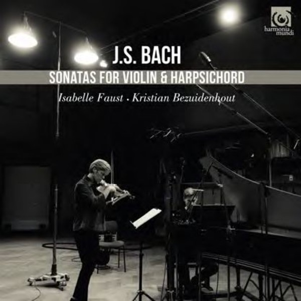 JS Bach - Sonatas for Violin & Harpsichord