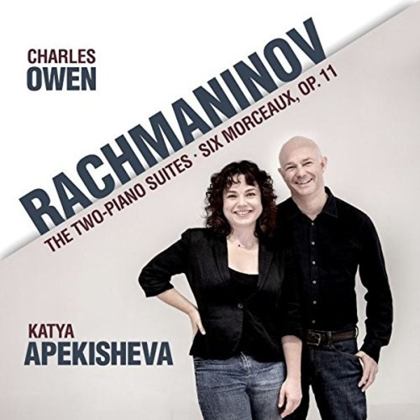 Rachmaninov - Suites for two pianos, Six Morceaux op.11