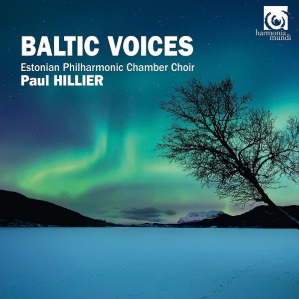 Baltic Voices Vols 1-3