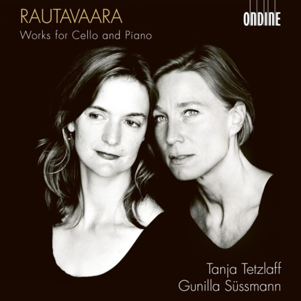 Rautavaara - Works for Cello and Piano