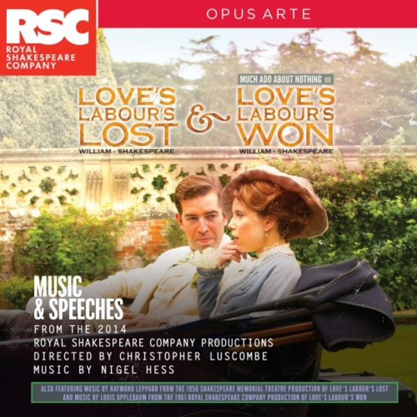 Shakespeare - Love�s Labours Lost & Love�s Labours Won: Music & Speeches