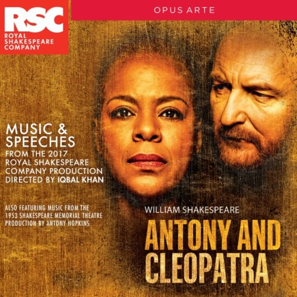 Shakespeare - Antony and Cleopatra: Music & Speeches
