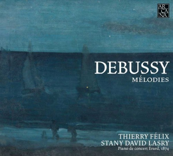 Debussy - Melodies