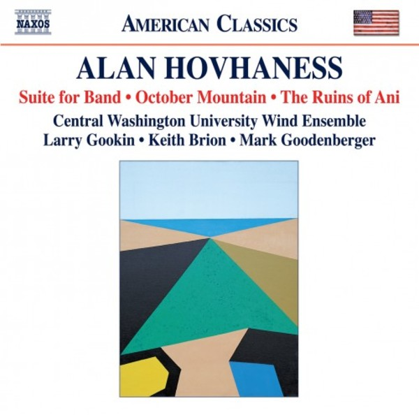 Hovhaness - Suite for Band, October Mountain, The Ruins of Ani