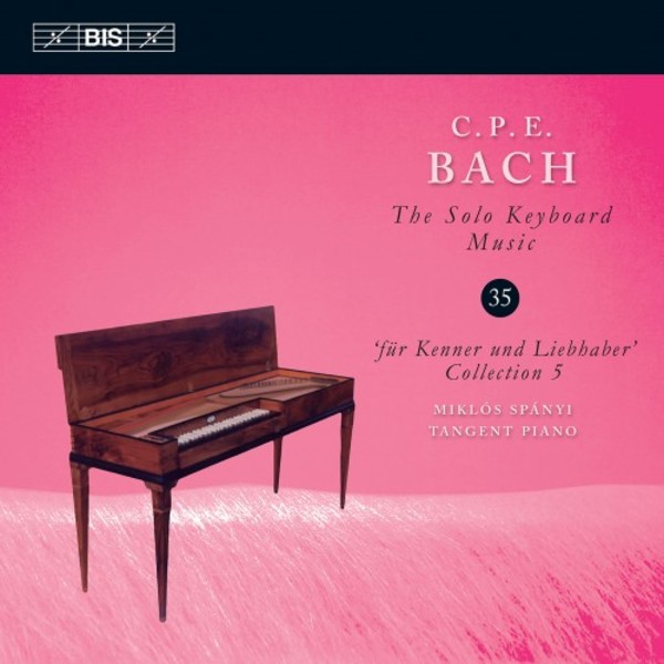 CPE Bach - Solo Keyboard Music Vol.35