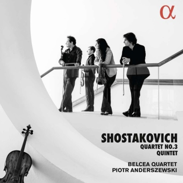 Shostakovich - String Quartet no.3, Piano Quintet