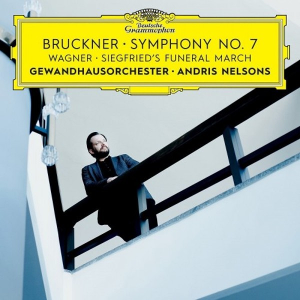 Bruckner - Symphony no.7; Wagner - Siegfried�s Funeral March