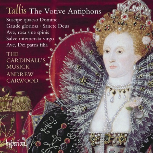 Tallis - The Votive Antiphons