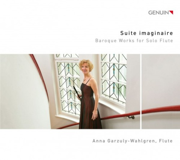 Suite imaginaire: Baroque Works for Solo Flute | Genuin GEN18498