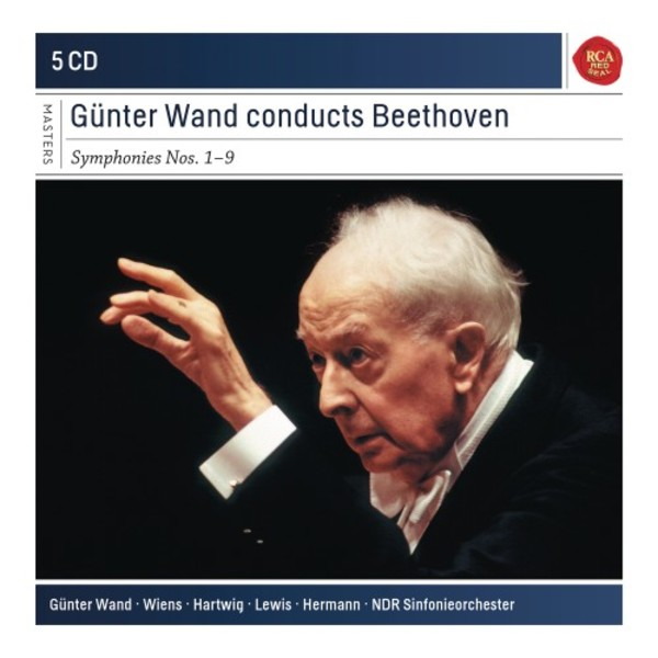Gunter Wand conducts Beethoven - Symphonies 1-9