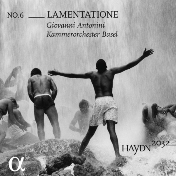 Haydn 2032 Vol.6: Lamentatione | Alpha ALPHA678