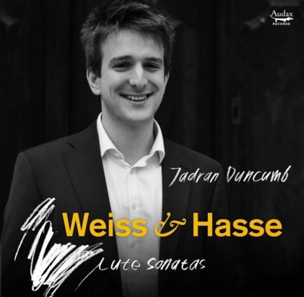 Weiss & Hasse - Lute Sonatas