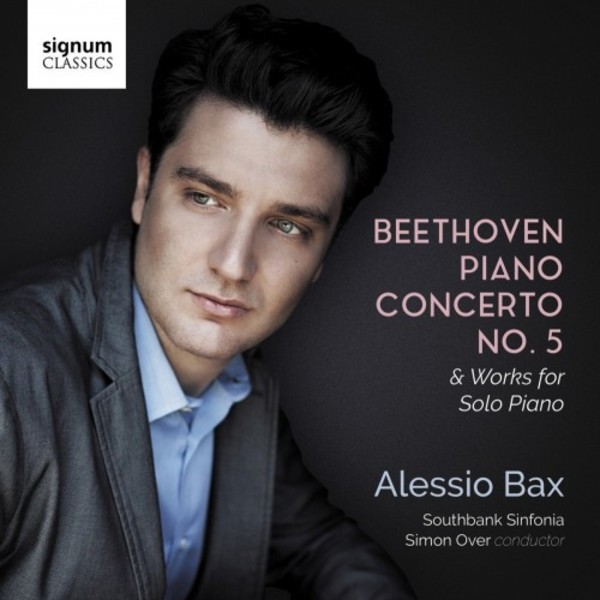 Beethoven - Piano Concerto no.5 & Works for Solo Piano | Signum SIGCD525