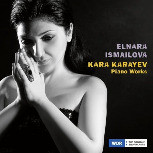 Karayev - Piano Works | C-AVI AVI8553398