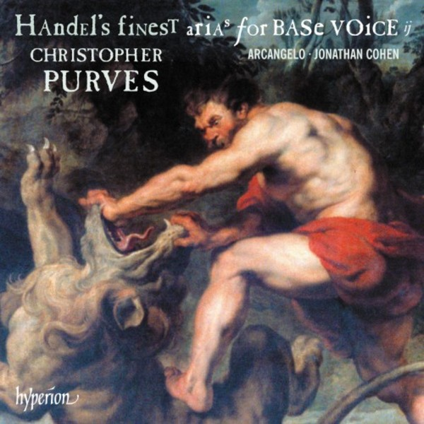 Handel�s Finest Arias for Base Voice Vol.2