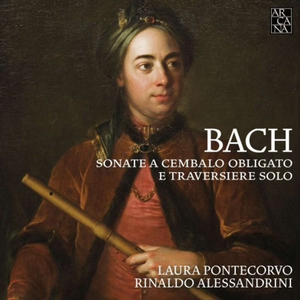 JS Bach - Sonatas for Flute and Harpsichord