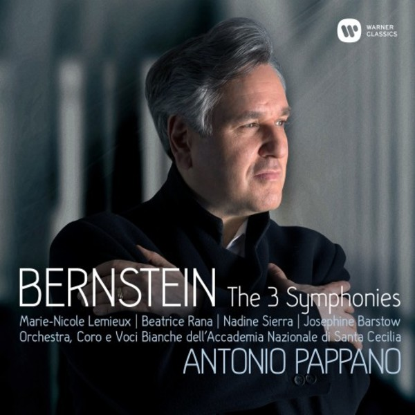 Bernstein - The 3 Symphonies, Prelude, Fugue & Riffs (deluxe edition)