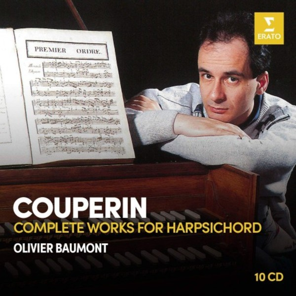 F Couperin - Complete Works for Harpsichord