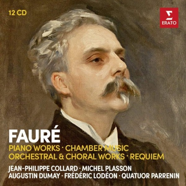 Faure - Piano Works, Chamber Music, Orchestral & Choral Works, Requiem