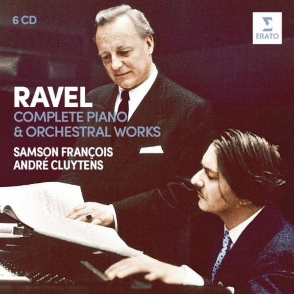 Ravel - Complete Piano & Orchestral Works