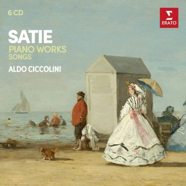 Satie - Piano Works & Songs