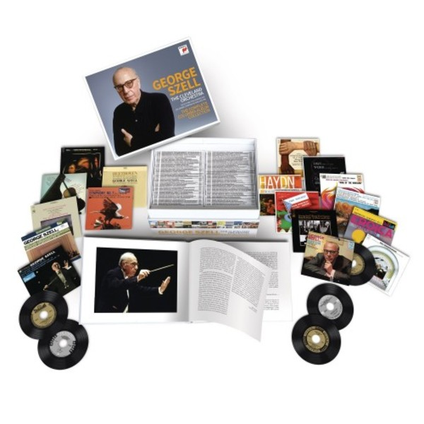 George Szell: The Complete Columbia Album Collection | Sony 88985471852