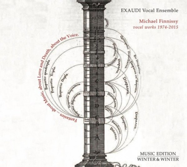 Finnissy - Vocal Works 1974-2015 | Winter & Winter 9102462