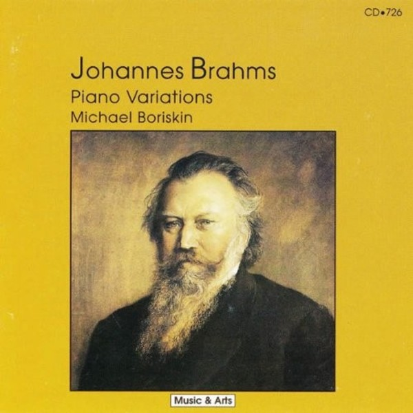 Brahms - Piano Variations