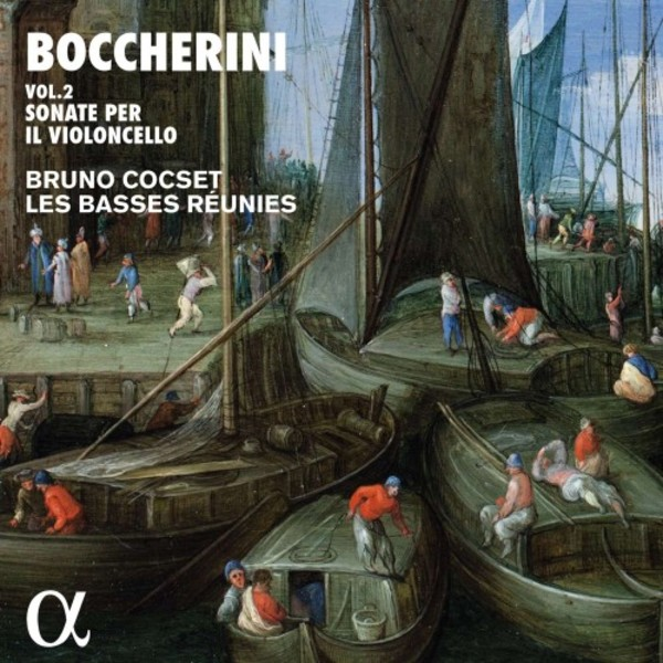 Boccherini - Cello Sonatas