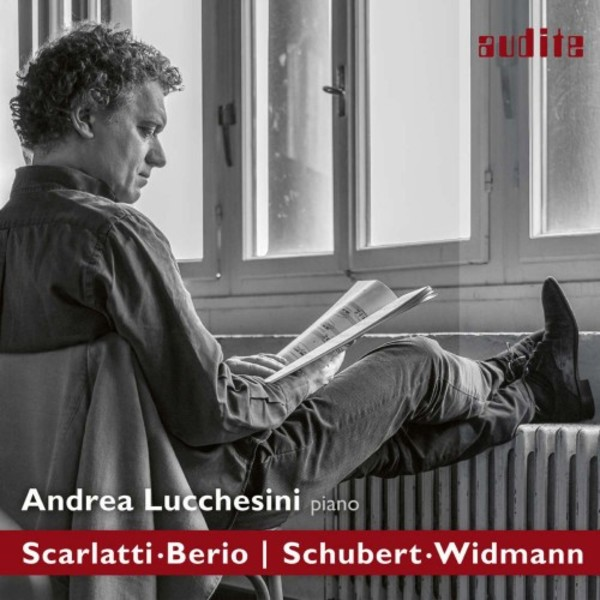Dialogues: Piano Music by Scarlatti & Berio, Schubert & Widmann