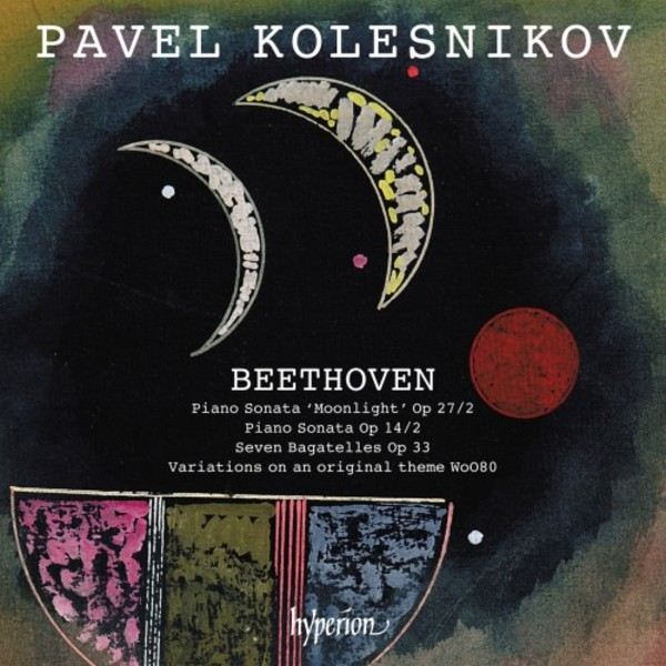 Beethoven - Moonlight Sonata & Other Piano Works