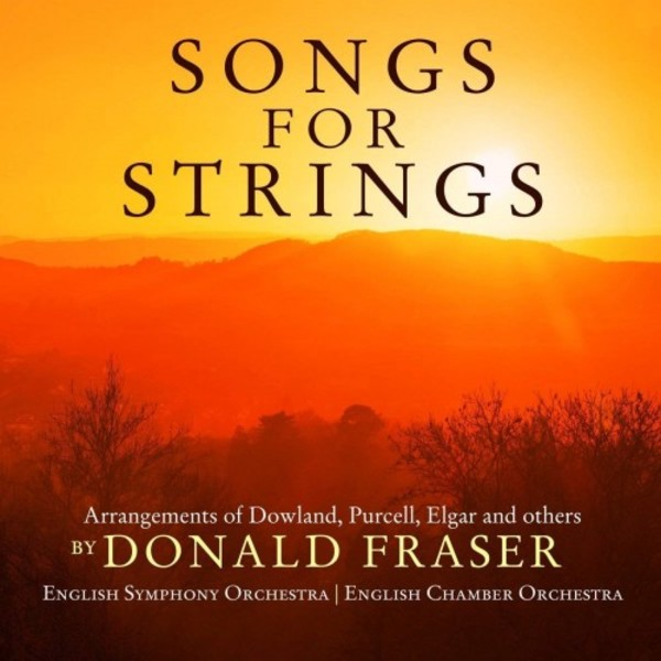 Songs for Strings: Arrangements by Donald Fraser