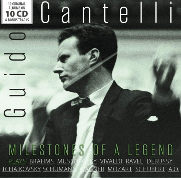 Guido Cantelli: Milestones of a Legend | Documents 600481