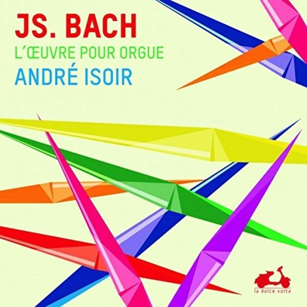 JS Bach - The Organ Works