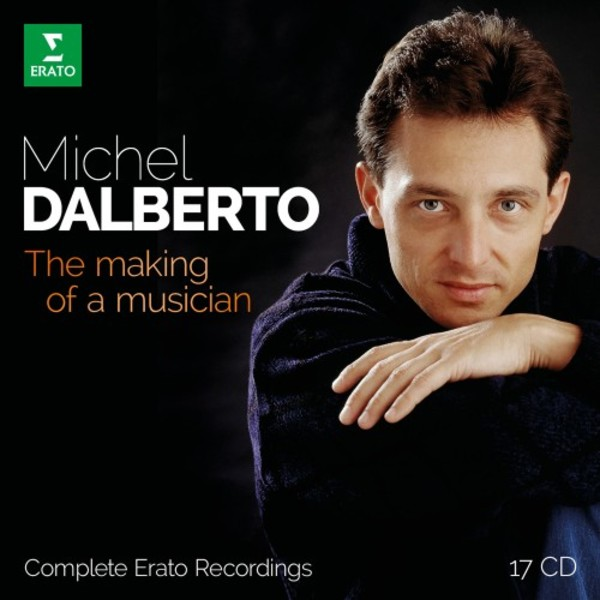 Michel Dalberto: The Making of a Musician | Erato 9029561208