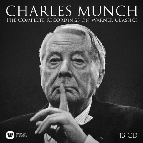 Charles Munch: The Complete Recordings on Warner Classics | Warner 9029561198